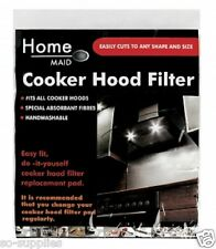 UNIVERSAL COOKER HOOD FILTER 57 X 47CM CUT TO FIT GREASE EXTRACTOR FAN FITS ALL