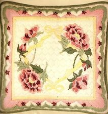 "Something Special ""Victorian Rose Pillow"" Longstitch Needlepoint Kit"