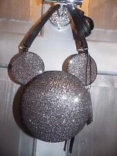 Primark DISNEY MICKEY MOUSE SPARKLE Novelty Retro Handbag Bag Purse