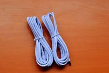 2X 10ft DC 5V Extension Power Cable Cord 3M 3.5*1.35 For Foscam Wanscam IPCamera