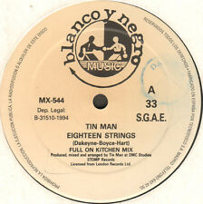 TINMAN - Eighteen Strings - 1994 - Blanco Y Dunkel - MX 544 - Spa