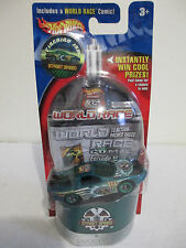 2002 Hotwheels Highway 35 World Race MOC Street Breed Nitrox 14/35 Firebird