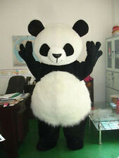 Panda Bear Mascot Costume Fancy Dress Adult Suit Party Dress