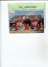MP296 # MALAYSIA MINT PICTURE POST CARD G.W 382 * THAI BUDDHIST TEMPLE, IPOH