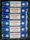Satya Sai Baba Original Nag Champa Incense Sticks 600 Gram Box Wholesale Carton