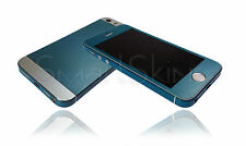 Two Tone Matt Matte Effect Skin For iPhone 5 5s Sticker Wrap Decal Cover Case