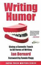 Writing Humor: Giving a Comedic Touch to All Forms of Writing-ExLibrary
