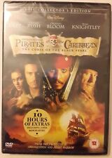NEW & Sealed Pirates of the Caribbean: The Curse of the Black Pearl (Two-Disc Co