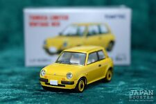 [TOMICA LIMITED VINTAGE NEO LV-N39a 1/64] NISSAN Be-1 (Yellow)