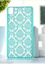 Funda diseño palacio de flores para Bq Aquaris E5 version 4 G case cover