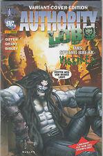 AUTHORITY / LOBO (deutsch) # 3 VARIANT - 333 Ex. - COMIC ACTION 2006 - TOP