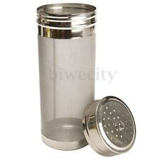 Stainless Steel Home Brewed Brewing Filter Barrel Dry Hopper 300 Mesh D70xH180mm