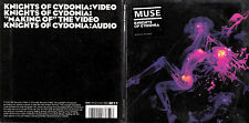 DVD CARDSLEEVE OUVRANT MUSE KNIGHTS OF CYDONIA 3T 2006 VIDEO/MAKING OF/AUDIO