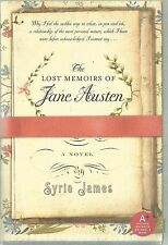 The Lost Memoirs of Jane Austen by Syrie James (Paperback, 2008)