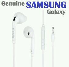 Genuine Samsung Galaxy S6 Edge Note 5 4 3 S5 S4 Headphones Earphones Handsfree