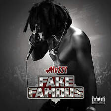 "Mozzy ""FAKE FAMOUS""  CD Sealed New 2017 EXPLICIT PA"
