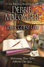 God's Guest List: Welcoming Those Who Influence Our Lives, Debbie Macomber, Good