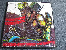 Portion Control-Psycho Bod saves the World LP-1986-EBM-Dead Man´s Curve-Wave