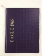 1968 Red Lake Falls MN Eagles Lafayette High School yearbook