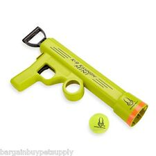 Hyper Dog Pet K-9 Kannon Mini Tennis Ball Launcher Fetch Toy HYP49839