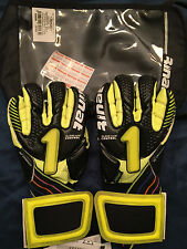 New RINAT ROLOTEK PRO GOALIE SOCCER GLOVE Size 8, Goalkeeper, Futbol,Football