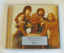 10CC - GOOD NEWS AN INTRODUCTION TO CD ***Unplayed***