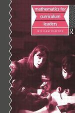 Mathematics for Curriculum Leaders (Primary Inset)