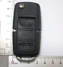 key Cover Holder Shell fit for VOLKSWAGEN Jetta Touareg Passat Remote Key Case