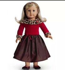 American Girl Chocolate Cherry Outfit Mia Grace Ivy Marisol Melody NO DOLL