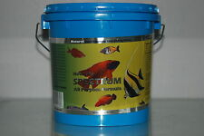 New Life Spectrum All Purpose Fish Formula 2000 gram Tub 1mm pellet Size