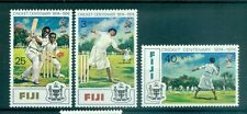 SPORT - CRICKET FIJI 1974 Centenary