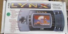 Atari Lynx II Portable Game System New Complete in Box But NOS(?)