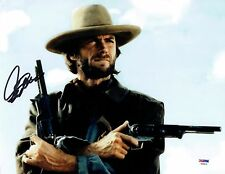 Clint Eastwood Signed Josey Wales Authentic Auto 11x14 Photo PSA/DNA #AA00016