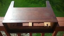 Genuine Fisher wood cabinet for x series integrated tube amplifers  x100b x202b