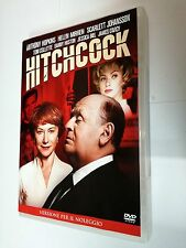 Hitchcock (Biografico 2013) DVD film di Sacha Gervasi. Con Anthony Hopkins