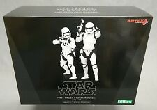 ARTFX+ First Order Storm Trooper The Force Awaken 2 Pack 1/10 Kotobukiya Japan