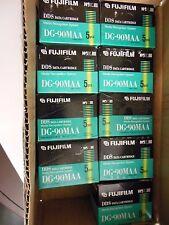 45 New Sealed Fujifilm DG-90MAA Data Tape Cartridges 90M DDS 2GB/4GB DAT 4mm
