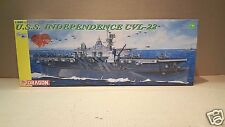 Dragon - #1024 - U.S.S. Independence CVL-22 - 1/350 Scale - Ship Model Kit