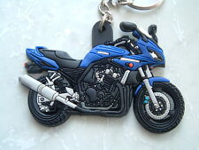 NEW YAMAHA FAZER 1000 600 FZS KEYRING RUBBER LIMITED STOCK