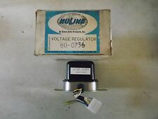 NULINE Voltage Regulator 80-0736 NORS Kimco Auto USA