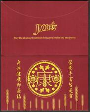 Jacob's 2011 CNY 2 pcs Mint Red Packet Ang Pow