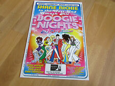Shane Ritchie BOOGIE Nights 1999  MANCHESTER Opera House Original Theatre Poster