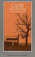 Cane by Jean Toomer (Paperback, 1988)