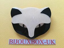 LEA STEIN ATILLA  CAT BROOCH. Free post worldwide.