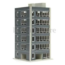 Outland Models Railway Modern 1:100 Scale 6-Story Painted Residential Building