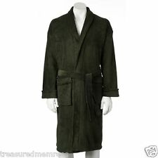 Men's Croft & Barrow Plush Robe ~ Size S/M ~ New With Tags $50.00