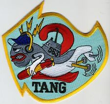 USS Tang SS 563 Base USSVI - Arrow Patch with Subron 2 b. BC Patch Cat No C5633