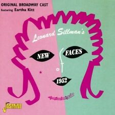 EARTHA KITT - ORIGINAL BROADWAY CAST - NEW FACES  CD NEU