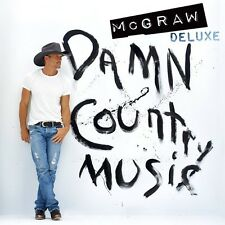 Damn Country Music - Tim Mcgraw (2015, CD NIEUW)