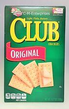 Keebler Original Club Crackers 13.7 oz